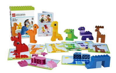 45009 LEGO® Education DUPLO® Hra so zvieratkami